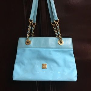 Mcm tiffany blue made in Germany